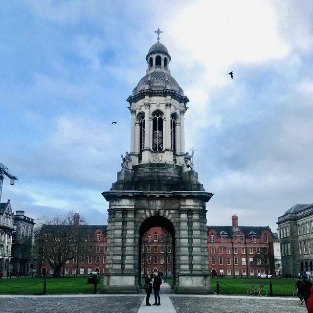 que ver en Dublín