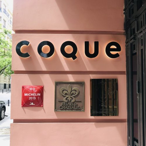 Restaurante Coque