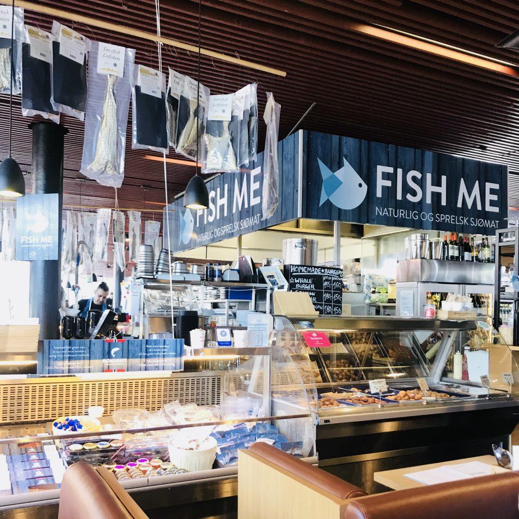 Donde comer en Bergen
