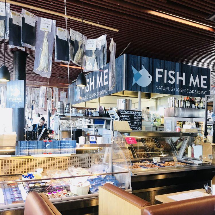 Dónde comer en Bergen ballena y otros productos noruegos