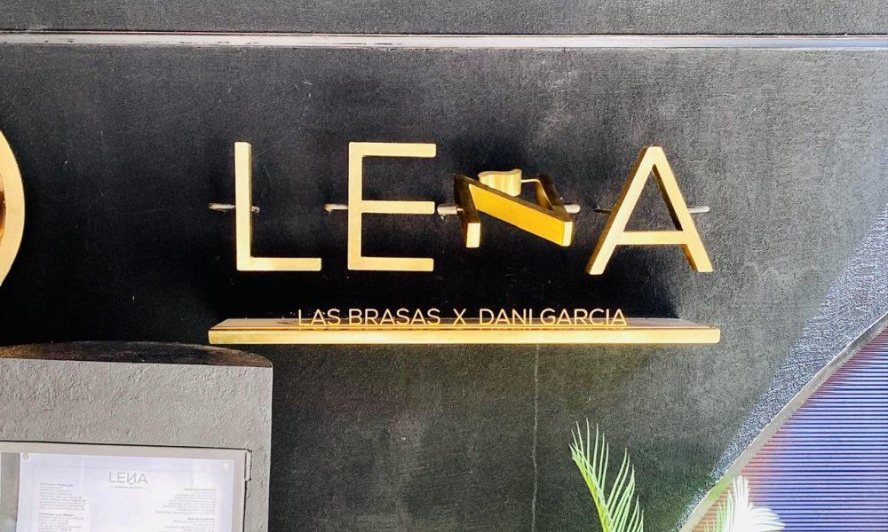 Restaurante Leña Marbella de Dani García