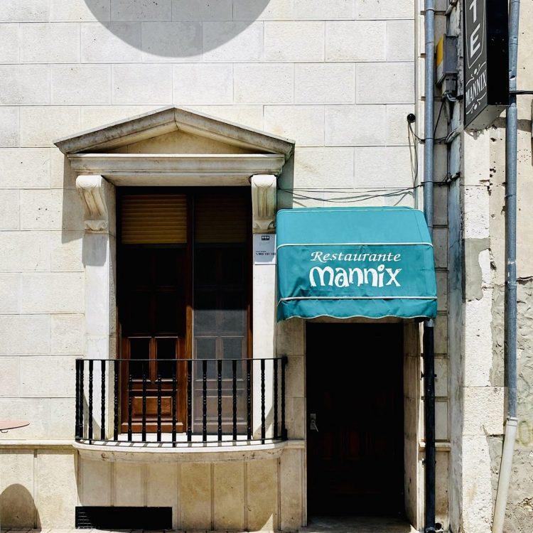 Restaurante Mannix en Campaspero, lechazo y mucho más