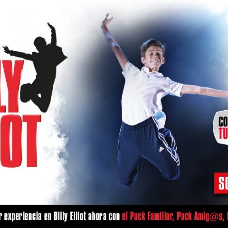 Billy Elliot El Musical en Madrid: Espectacular, diversión y emoción.