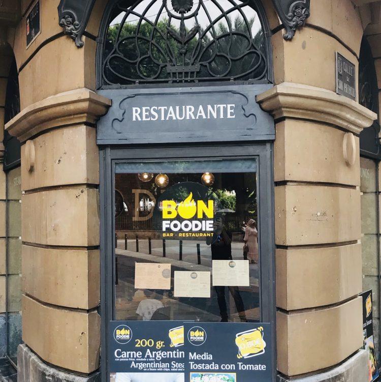 Desayunamos en el nuevo Bon Foodie Murcia