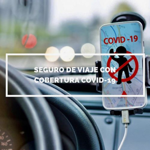 Seguro viaje cobertura COVID-19