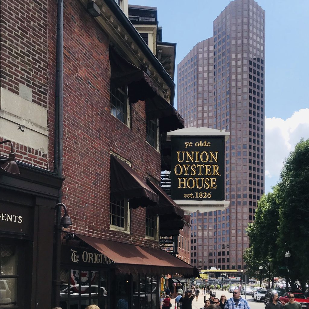Donde comer en Boston