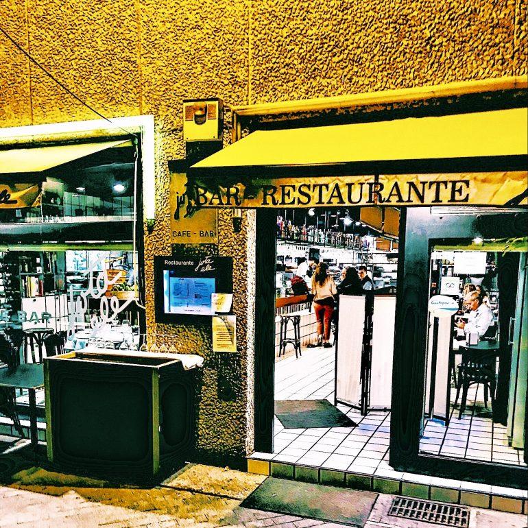Restaurante Jota Ele Murcia