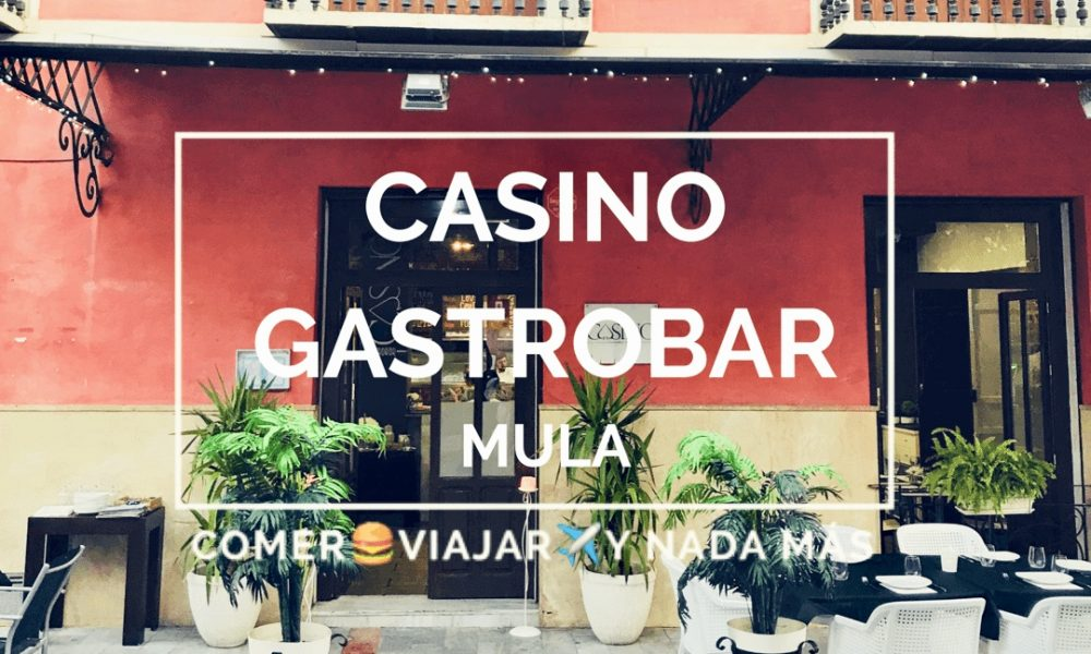 Casino Gastrobar Mula