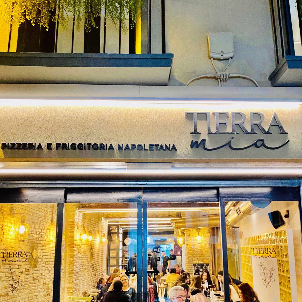Restaurante Tierra Mía en Murcia