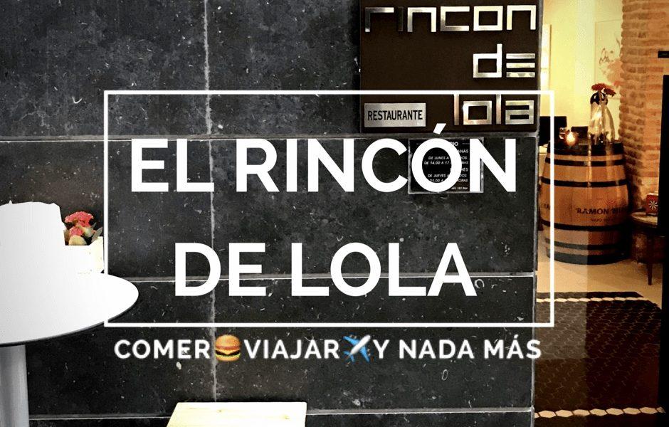 Rincón de Lola Murcia