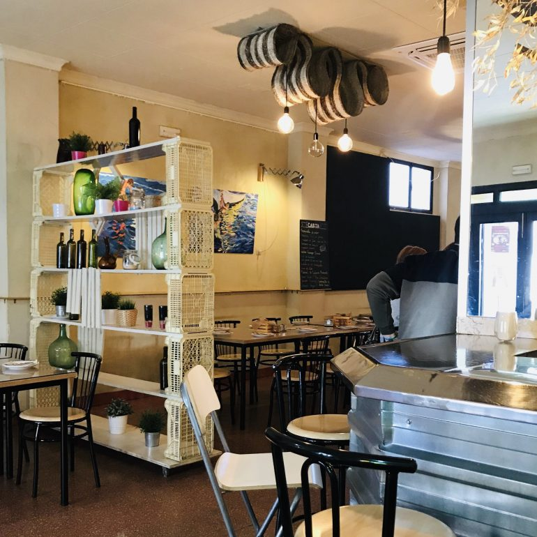 Trasiego Bar en Totana