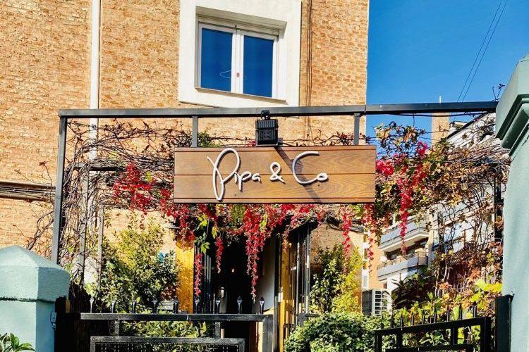 Buen Brunch en Madrid en el restaurante Pipa&Co