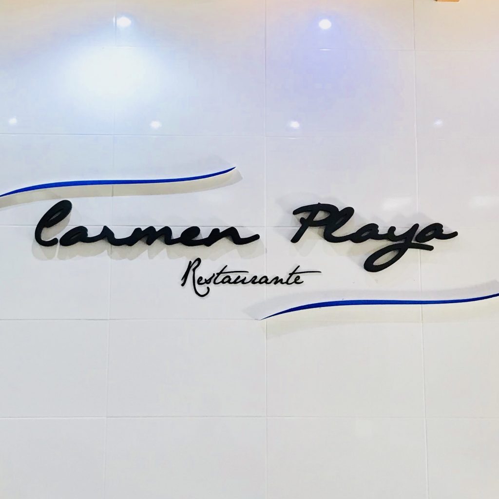 Carmen Playa en Santiago de la Ribera
