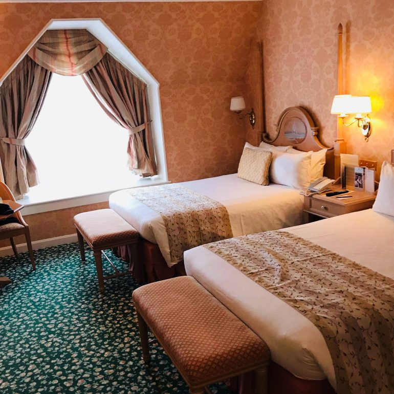 Castle Club Disneyland Hotel