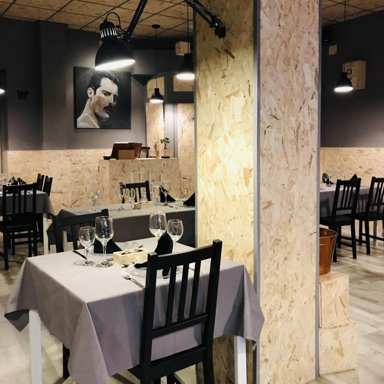 Restaurante Boxperience Murcia