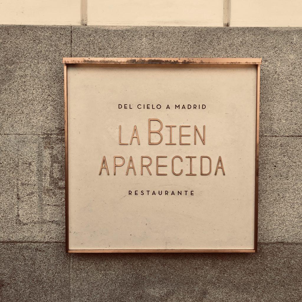 Restaurante La Bien Aparecida