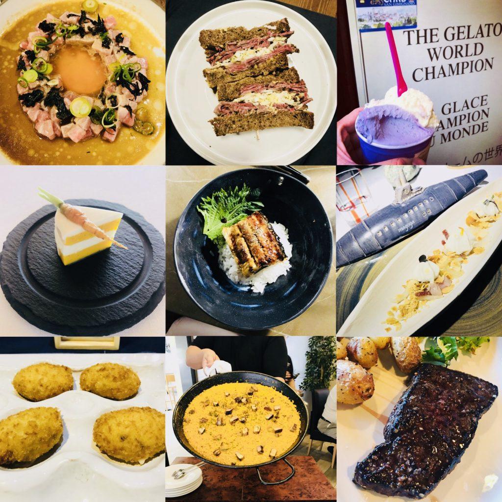 Mejores experiencias gastronómicas del año