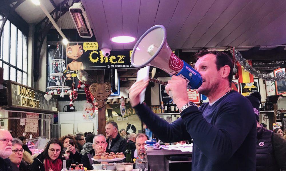 comer en Narbona