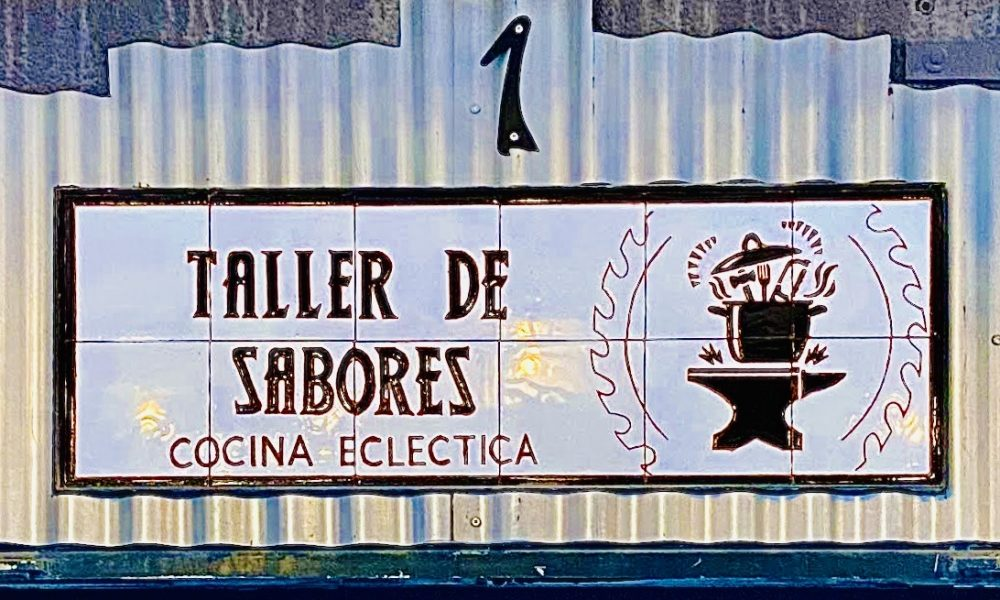 Restaurante Taller de Sabores en Bullas