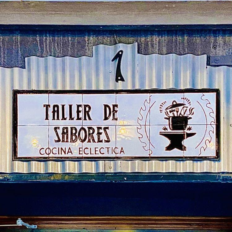 Restaurante Taller de Sabores en Bullas, cocina ecléctica