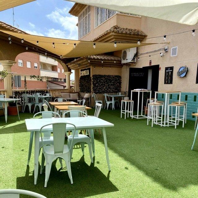 Carmela Gourmet-Bar en San Javier