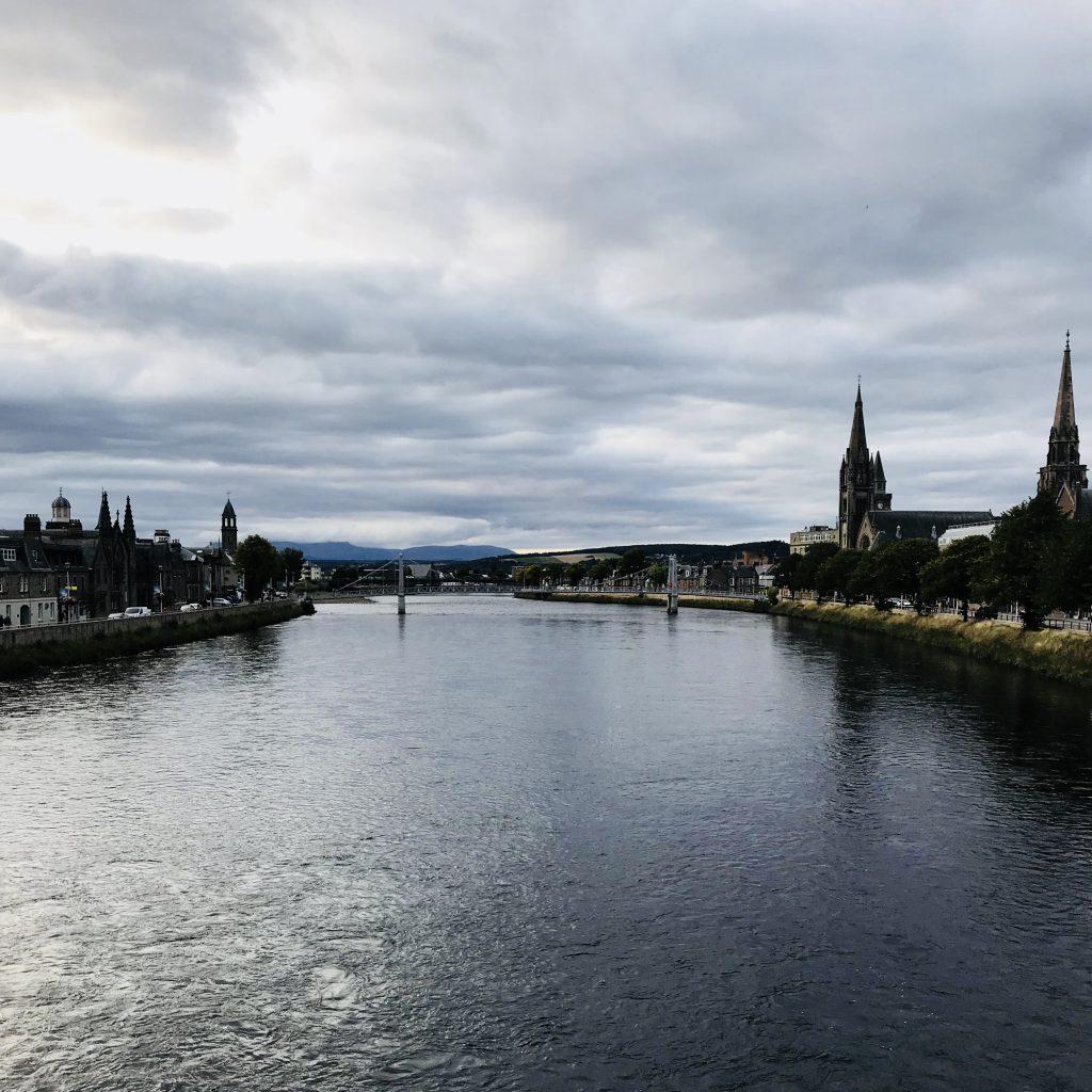 Alojamiento en Escocia