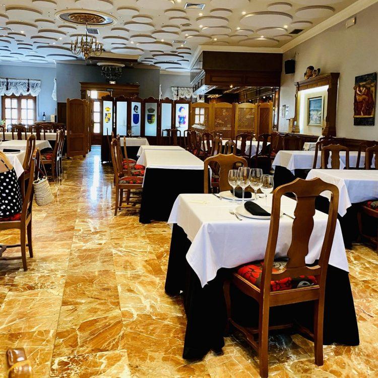 Restaurante Mannix en Campaspero