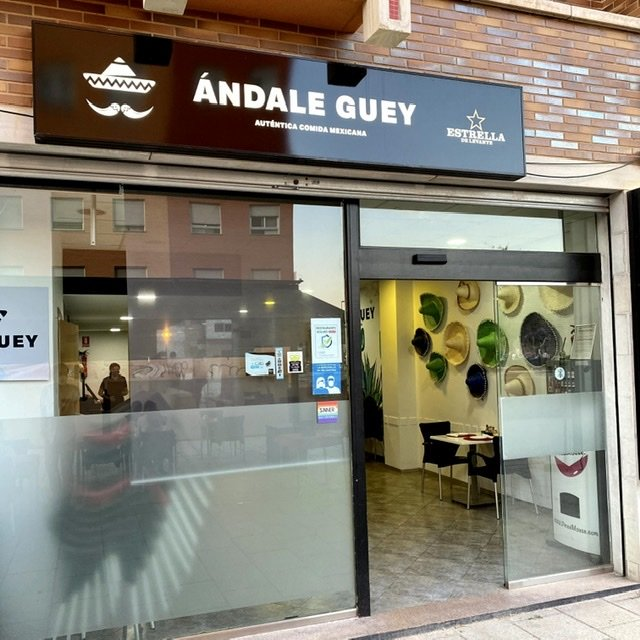 Restaurante Ándale Guey Murcia