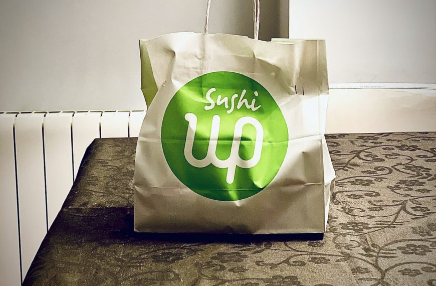 Sushi Up Murcia, originales rolls a domicilio