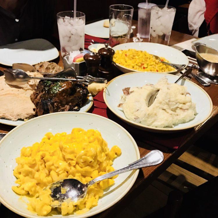 Restaurantes donde comer en Disney Orlando