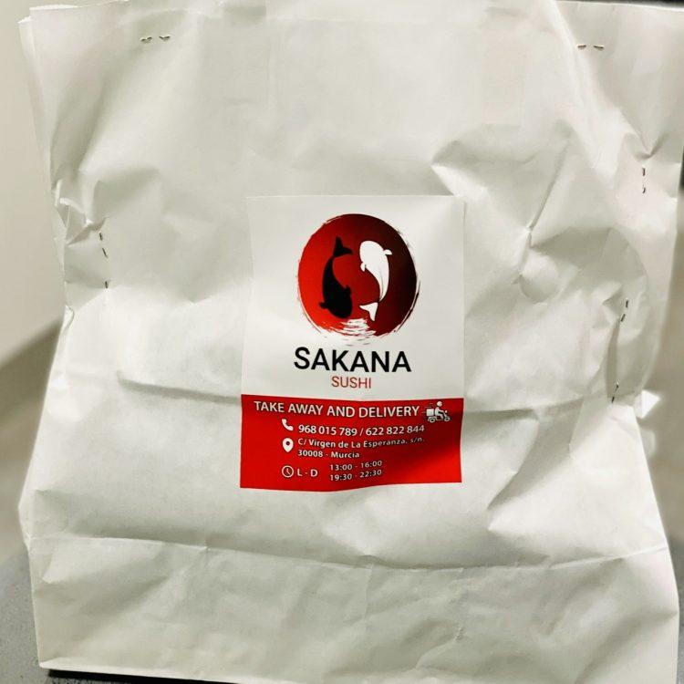Sakana Sushi Murcia