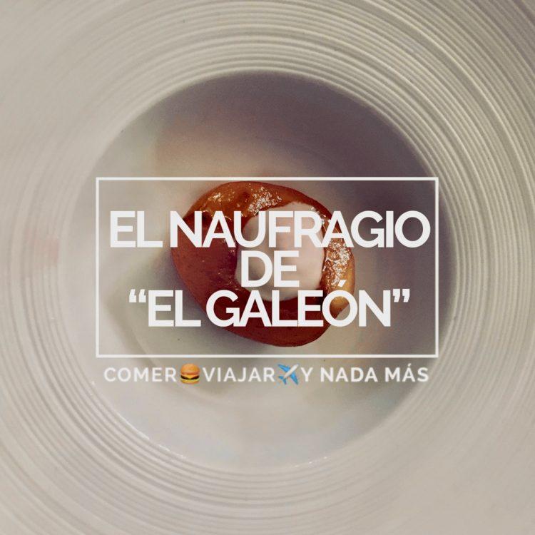 El Galeón Club Gastronómico La Manga, naufragio y decepción