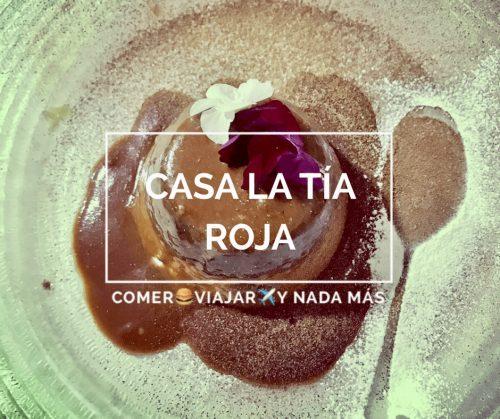 Restaurante Casa La Tía Roja