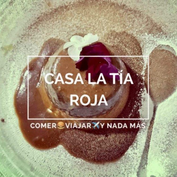 Restaurante Casa La Tía Roja: La renovación de la tradición