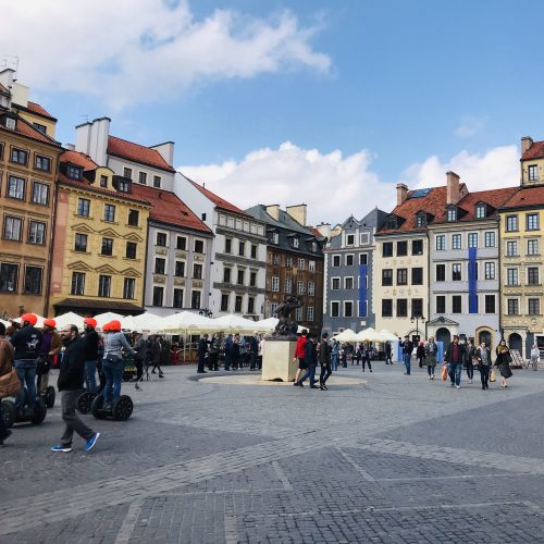 Que ver y hacer imprescindible en Varsovia