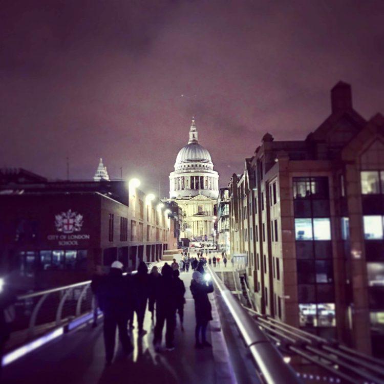 Londres en un fin de semana