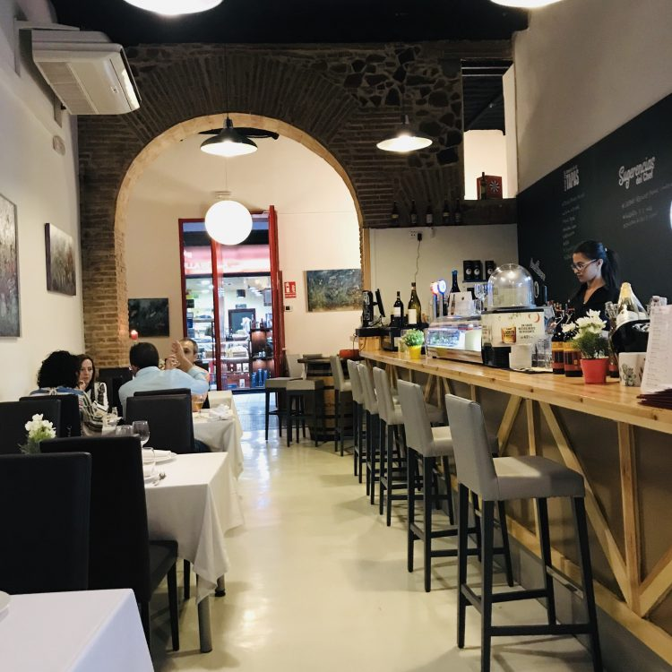 Restaurante sin gluten en Murcia