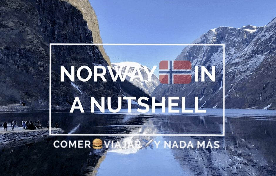 Norway in a Nutshell
