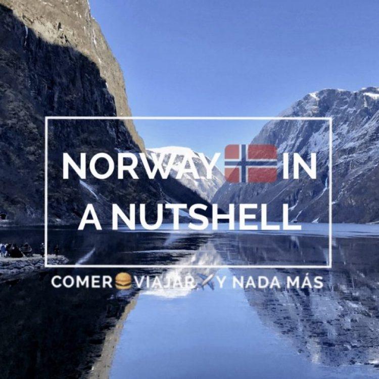 Norway in a Nutshell: Cómo es el tour más famoso de Noruega