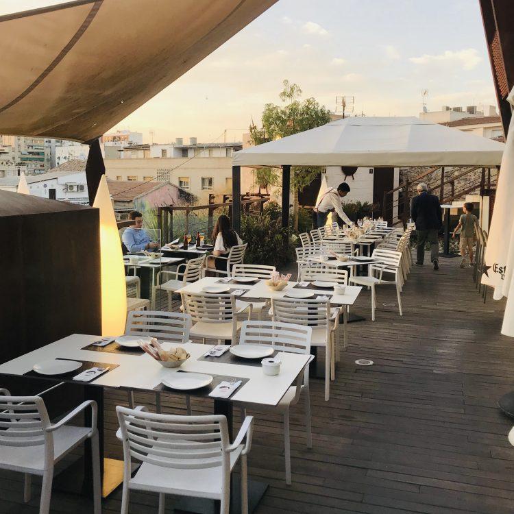 Restaurante La Maíta en Molina