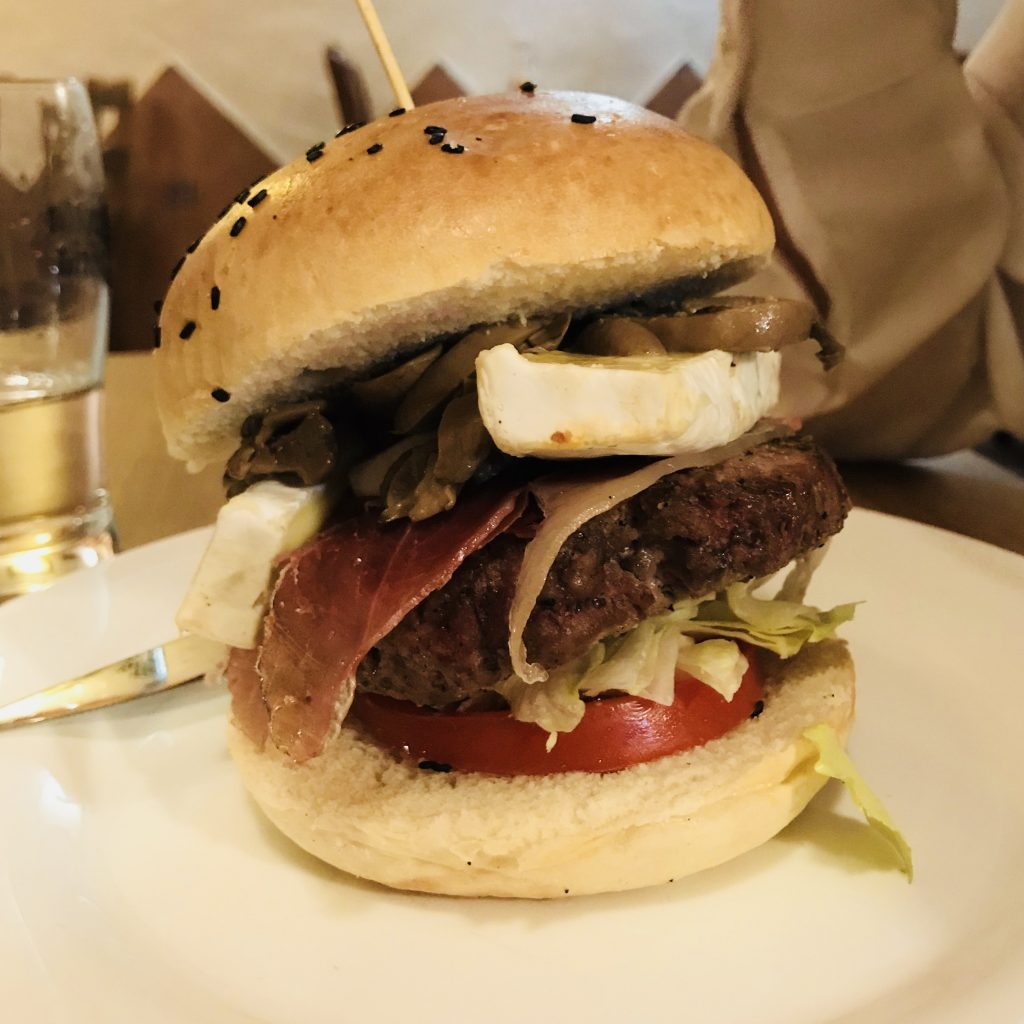 mejores hamburguesas de Murcia