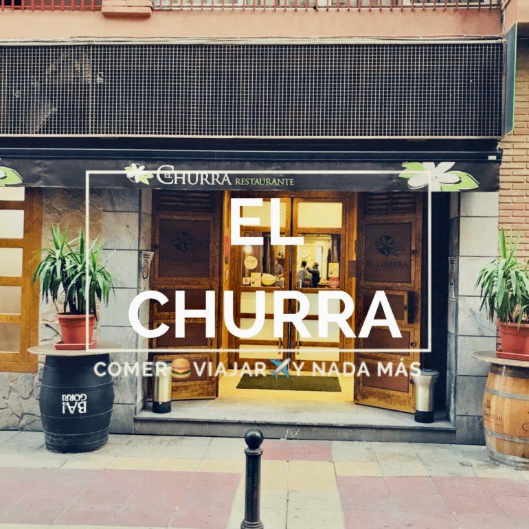 Restaurante El Churra Murcia, uno de los grandes clásicos