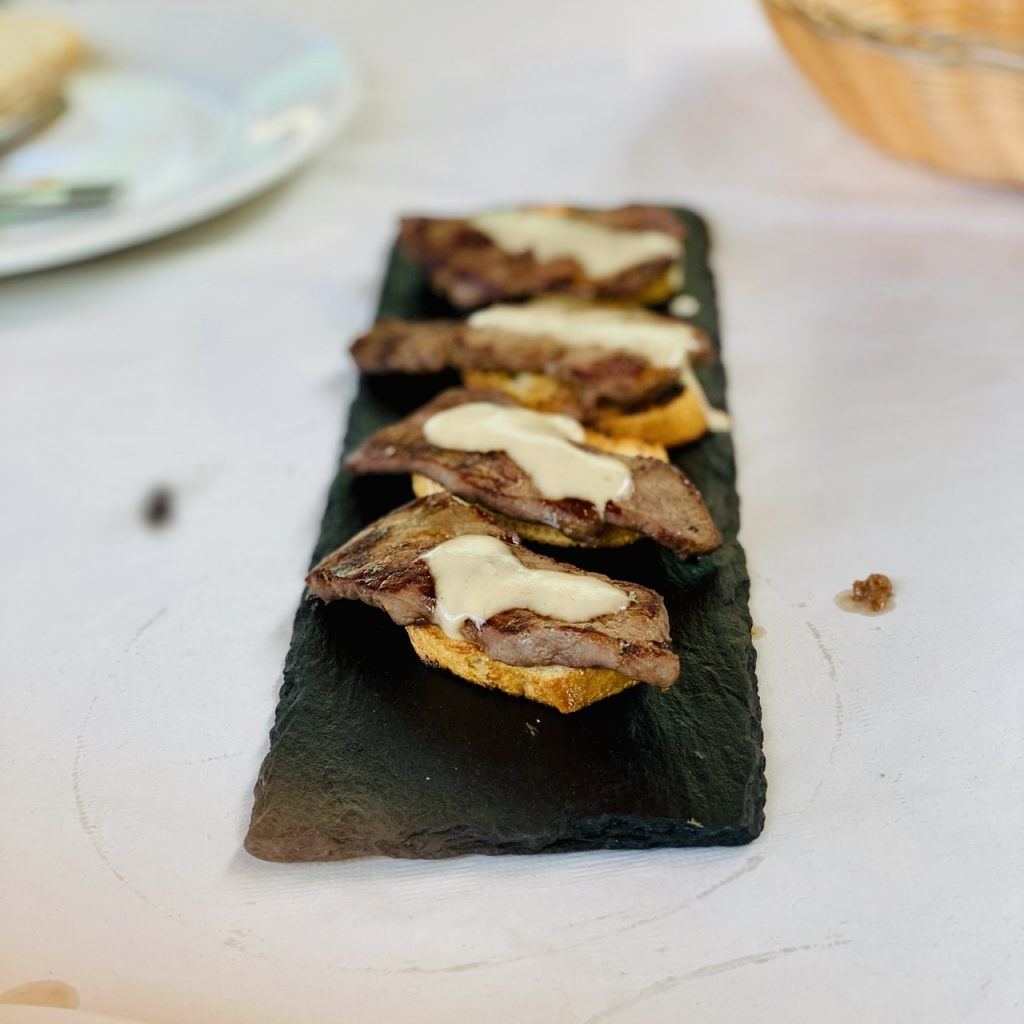 Restaurante La Perdiz en Sierra Espuña