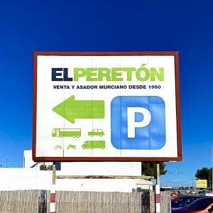 Venta El Peretón: embutidos, migas y brasas en su terraza