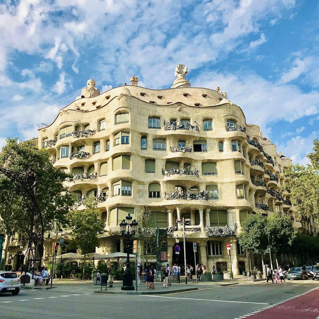 Barcelona en un día