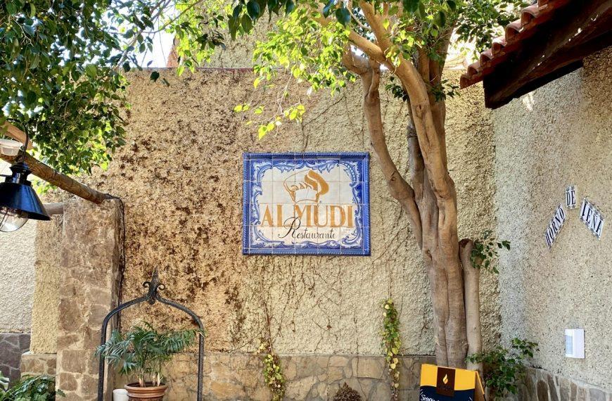 Restaurante Palacete del Almudí en Llano de Brujas (Murcia)