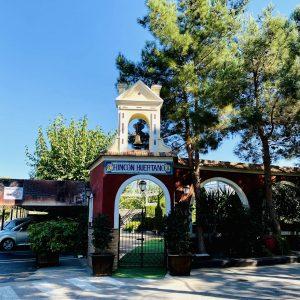 Restaurante Rincón Huertano de Murcia, tradición en su terraza