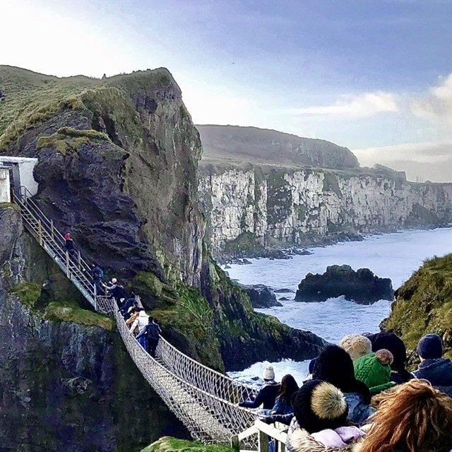que visitar en Irlanda del Norte