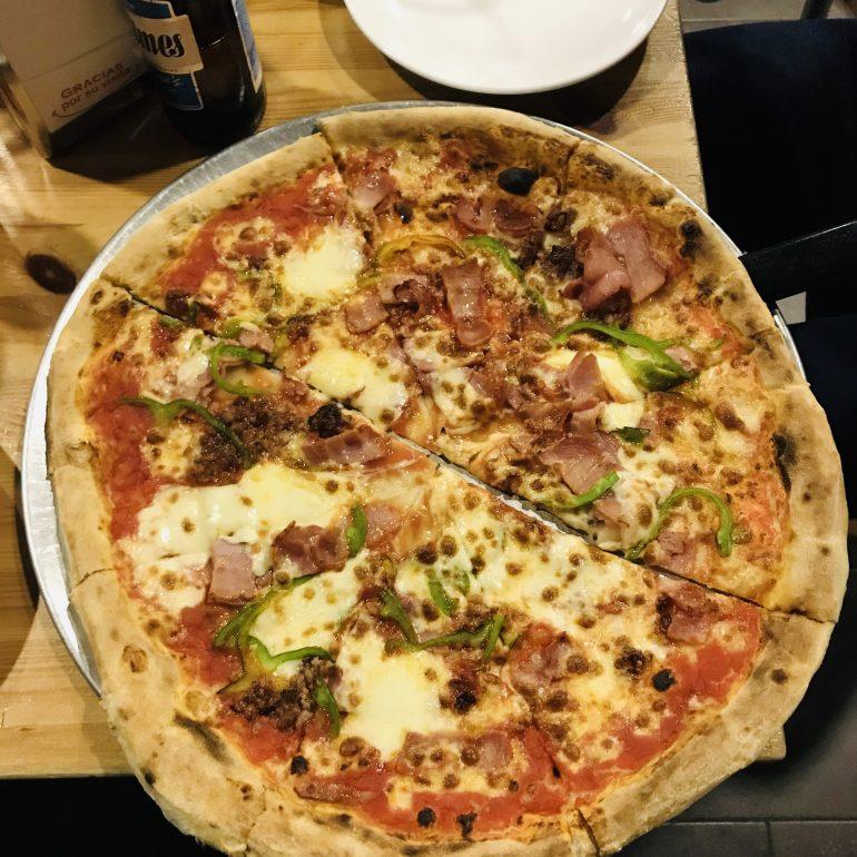 Pizzería Mano a Mano Murcia