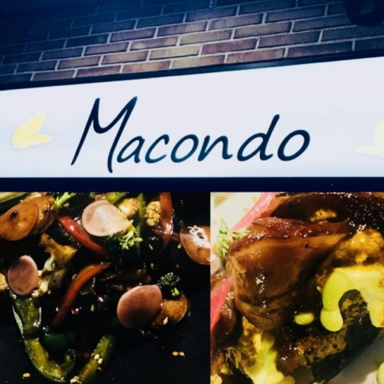 ¿Cómo es la fusión gastronómica de Macondo Murcia?